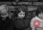 Image of Depression cave homes Uniontown Pennsylvania USA, 1935, second 29 stock footage video 65675043368