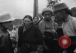 Image of Tibetan refugees India, 1959, second 36 stock footage video 65675043372