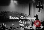 Image of New German Army Bonn Germany, 1955, second 5 stock footage video 65675043379