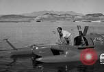 Image of Donald Campbell Nevada United States USA, 1955, second 9 stock footage video 65675043383