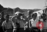 Image of Donald Campbell Nevada United States USA, 1955, second 42 stock footage video 65675043383