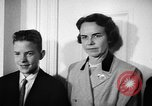 Image of William P Rogers Washington DC White House USA, 1957, second 19 stock footage video 65675043388
