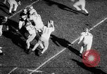 Image of Football match West Point New York USA, 1957, second 4 stock footage video 65675043392