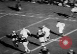 Image of Football match West Point New York USA, 1957, second 9 stock footage video 65675043392
