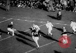 Image of Football match West Point New York USA, 1957, second 10 stock footage video 65675043392