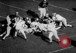 Image of Football match West Point New York USA, 1957, second 16 stock footage video 65675043392