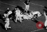 Image of Football match West Point New York USA, 1957, second 17 stock footage video 65675043392
