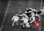 Image of Football match West Point New York USA, 1957, second 24 stock footage video 65675043392