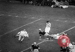 Image of Football match West Point New York USA, 1957, second 41 stock footage video 65675043392