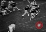 Image of Football match West Point New York USA, 1957, second 46 stock footage video 65675043392