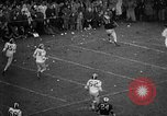 Image of Football match West Point New York USA, 1957, second 51 stock footage video 65675043392