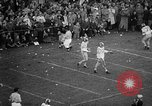 Image of Football match West Point New York USA, 1957, second 53 stock footage video 65675043392