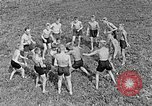 Image of Hitler Youth Poland, 1940, second 32 stock footage video 65675043396