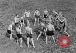 Image of Hitler Youth Poland, 1940, second 33 stock footage video 65675043396