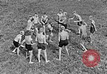 Image of Hitler Youth Poland, 1940, second 37 stock footage video 65675043396
