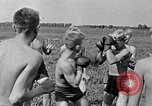 Image of Hitler Youth Poland, 1940, second 41 stock footage video 65675043396