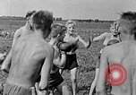 Image of Hitler Youth Poland, 1940, second 42 stock footage video 65675043396