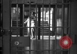 Image of Prisoners in prison with fine landscaping United States USA, 1940, second 5 stock footage video 65675043403