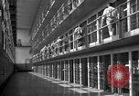 Image of Prisoners in prison with fine landscaping United States USA, 1940, second 25 stock footage video 65675043403