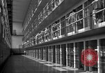 Image of Prisoners in prison with fine landscaping United States USA, 1940, second 26 stock footage video 65675043403
