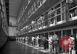 Image of Prisoners in prison with fine landscaping United States USA, 1940, second 31 stock footage video 65675043403