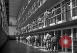 Image of Prisoners in prison with fine landscaping United States USA, 1940, second 34 stock footage video 65675043403