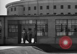 Image of Prisoners in prison with fine landscaping United States USA, 1940, second 41 stock footage video 65675043403