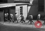 Image of Prisoners in prison with fine landscaping United States USA, 1940, second 54 stock footage video 65675043403