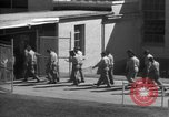 Image of Prisoners in prison with fine landscaping United States USA, 1940, second 58 stock footage video 65675043403