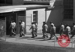 Image of Prisoners in prison with fine landscaping United States USA, 1940, second 59 stock footage video 65675043403