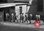 Image of Prisoners in prison with fine landscaping United States USA, 1940, second 61 stock footage video 65675043403