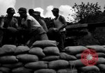 Image of Aggressors troops Vieques Island Puerto Rico, 1950, second 42 stock footage video 65675043406