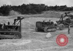 Image of military exercise Vieques Island Puerto Rico, 1950, second 9 stock footage video 65675043409