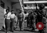 Image of Nationalist sympathizers rounded up San Juan Puerto Rico, 1950, second 8 stock footage video 65675043411