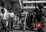 Image of Nationalist sympathizers rounded up San Juan Puerto Rico, 1950, second 9 stock footage video 65675043411