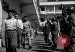 Image of Nationalist sympathizers rounded up San Juan Puerto Rico, 1950, second 11 stock footage video 65675043411