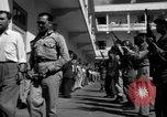 Image of Nationalist sympathizers rounded up San Juan Puerto Rico, 1950, second 13 stock footage video 65675043411