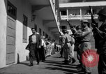 Image of Nationalist sympathizers rounded up San Juan Puerto Rico, 1950, second 16 stock footage video 65675043411