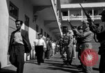 Image of Nationalist sympathizers rounded up San Juan Puerto Rico, 1950, second 18 stock footage video 65675043411