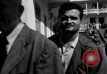 Image of Nationalist sympathizers rounded up San Juan Puerto Rico, 1950, second 21 stock footage video 65675043411
