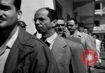 Image of Nationalist sympathizers rounded up San Juan Puerto Rico, 1950, second 22 stock footage video 65675043411