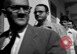 Image of Nationalist sympathizers rounded up San Juan Puerto Rico, 1950, second 24 stock footage video 65675043411