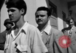 Image of Nationalist sympathizers rounded up San Juan Puerto Rico, 1950, second 26 stock footage video 65675043411