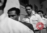 Image of Nationalist sympathizers rounded up San Juan Puerto Rico, 1950, second 30 stock footage video 65675043411