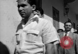 Image of Nationalist sympathizers rounded up San Juan Puerto Rico, 1950, second 31 stock footage video 65675043411