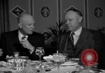 Image of Dwight D Eisenhower Washington DC USA, 1952, second 36 stock footage video 65675043422
