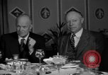 Image of Dwight D Eisenhower Washington DC USA, 1952, second 39 stock footage video 65675043422