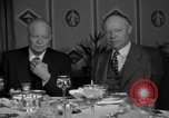 Image of Dwight D Eisenhower Washington DC USA, 1952, second 42 stock footage video 65675043422