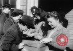 Image of Gun cotton factory World War 2 United States USA, 1945, second 10 stock footage video 65675043429
