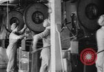 Image of Gun cotton factory World War 2 United States USA, 1945, second 29 stock footage video 65675043429